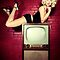 Blond on a TV by DannyGirl Portieous
