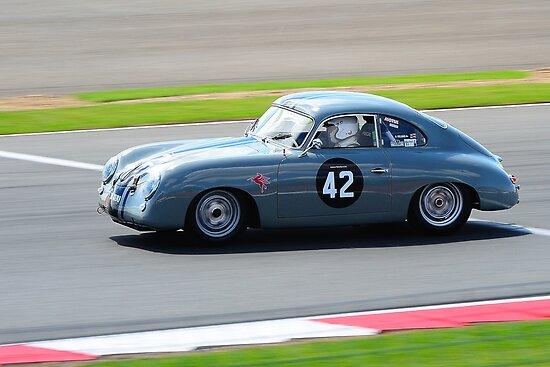 Porsche 356 pre A by Willie Jackson