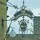 Kings Head Inn Salisbury by Yukondick