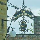 Kings Head Inn Salisbury by Yukondick