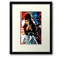 WINEHOUSE: CHANGE UP THE 'NO-NO-NO' TO GO.... Framed Print