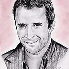 James Purefoy portrait by jos2507