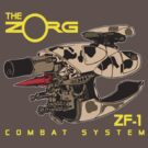 Zorg Gun by BUB THE ZOMBIE