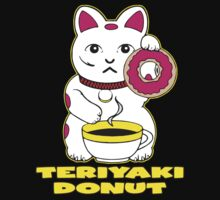 teriyaki donut by BUB THE ZOMBIE
