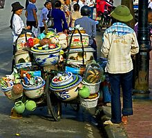 Pot Seller. by bulljup