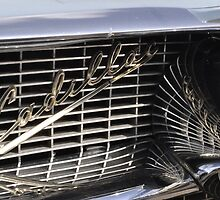 Cadillac grille by Frits Klijn (klijnfoto.nl)