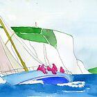 British seascape by owendesign