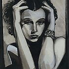 HEDY LAMARR by John Dicandia  ( JinnDoW )