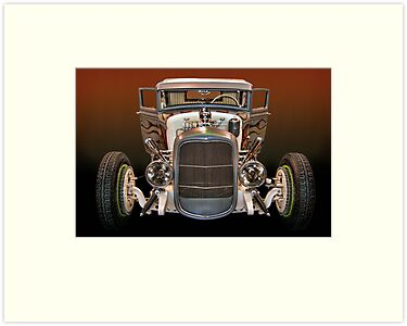 Hot Rod Lincoln too by Bill Dutting