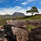 Slioch by Phil Millar