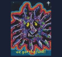 mighty boosh funk by squishytubes