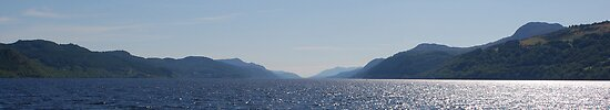 Loch Ness by Jack McInally