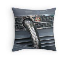 Street Rod Art:  Super Charged Throw Pillow
