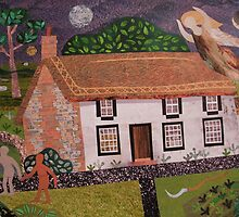 Albion in Sussex: Blake's Cottage, Felpham by Amanda White