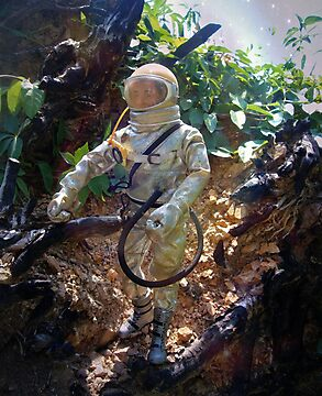 ~Astronaut Joe~ by Susan S. Kline