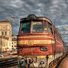Kyiv - Odesa Express by AJM Photography