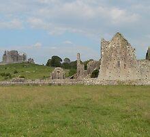 The Rock of Cashel & Hore Abbey,Co. Tipperary,Ireland. by Pat Duggan