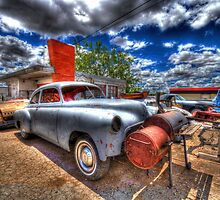 Used Car Lot - San Angelo , Texas by jphall