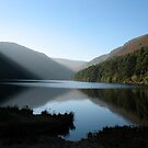 Upper Lake Glendalough, Co. Wicklow, Ireland by thropots
