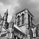 York Minster by LadyThegn