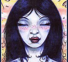 Mistress Odonata by Sean Phelan