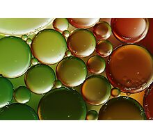 Olive Oil Photographic Print