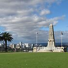 Perth - War Memorial by DPalmer