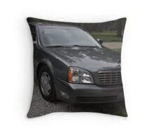 2005 Cadillac Deville Throw Pillow