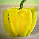 The yellow pepper by Chris-Hayes