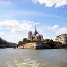 Notre Dame de Paris (Our Lady of Paris) - Notre Dame Cathedral, Paris by CalumCJL