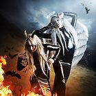 Heaven and Hell by Silviya  Yordanova
