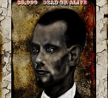 $5,000 REWARD ! JESSE JAMES by Ray Jackson