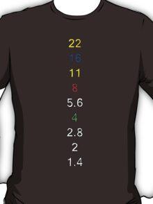 Darkroom Aperture T-Shirt