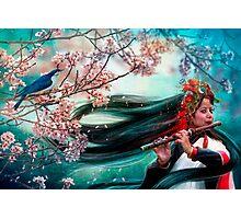 Songbird Photographic Print