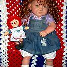 "Meet ""Campbell"", My Apple Valley Doll by Deborah Lazarus"
