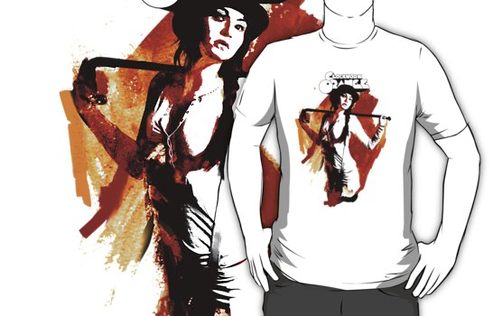 She Clockwork Orange by masterizer
