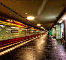 Subwaystation by MarkusWill
