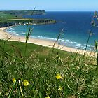 White Park Bay, N Ireland by stephangus