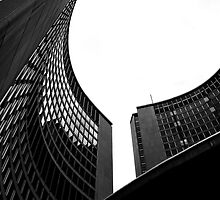 Toronto City Hall 1 by Gary Chapple