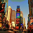 NY Times Square  by Billboeing