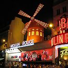 Moulin Rouge by machka