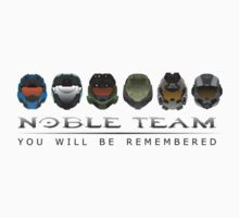 Noble Team - Version 2 by Adam Angold