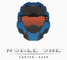 Noble One - Carter A259 by Adam Angold
