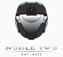Noble Two - Kat B320 by Adam Angold