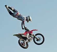 Stunt Rider #2 by cameraimagery