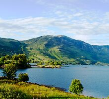 Ballachulish - Highlands of Scotland by Catherine Hoggins
