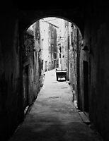 Handcart by Mojca Savicki