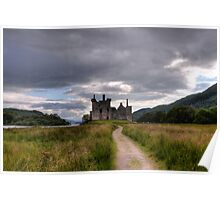 Kilchurn Castle  Poster