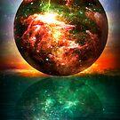 Powerball by Vanessa Barklay
