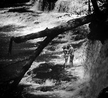 Below the Falls by © Joe  Beasley IPA